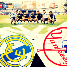 Real Madrid are the New York Yankees of football…