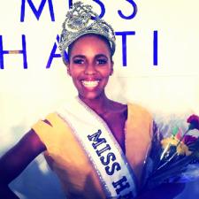 Carolyn Desert di li bouke ak move tretman Komite Miss Haiti an