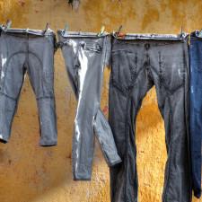 Chez nous, personne ne porte de pantalon!
