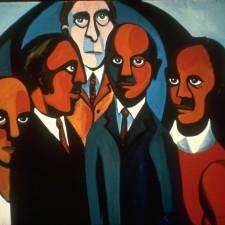 Le politicien haïtien