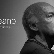 Eduardo Galeano, la mort d'un géant !