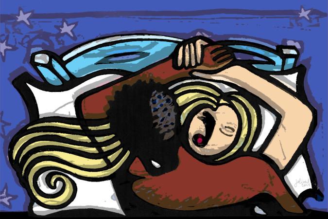Comment faire l amour une blanche sans se fatiguer ayibopost - Amour entre femme et homme dans le lit ...