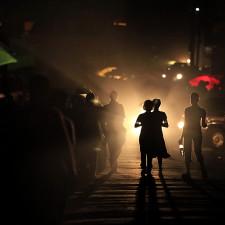 Il fait nuit à la Grand-rue…