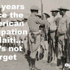 """Let's remember """"The Forgotten Occupation"""""""
