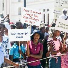 Ayiti: Se OMOFOBI NOU ENPOTE pa Omoseksyalite