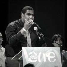 Témoignage d'un jeune Haïtien au plus grand sommet jeune du monde : One Young World 2015