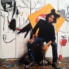 Jean-Michel Basquiat: l'héroïsme, la royauté et la rue