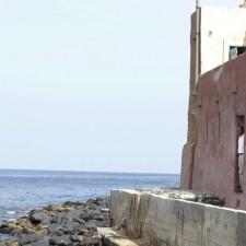 Un Haïtien à Gorée
