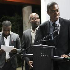 Ralph Thomassaint Joseph remporte le Prix du jeune journaliste en Haiti