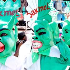 Photos: Le carnaval de Jacmel