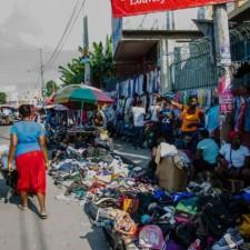 Un Kafe autour de la problématique des trottoirs à Port-au-Prince