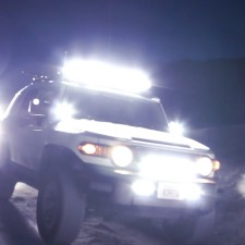 Et ces LED LIGHT BARS!