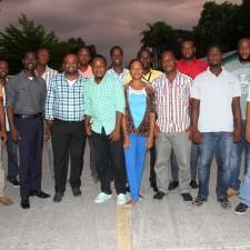 Des jeunes programmeurs haïtiens veulent conquérir le monde