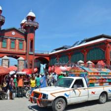 Port-au-Prince, la ville des contrastes