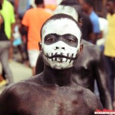 Le carnaval pour calmer les nerfs d'une population affamée