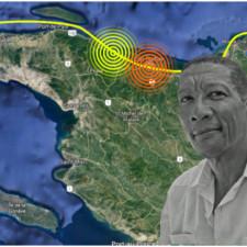 900 bombes atomiques : Voilà l'énergie que dégagera le séisme dans le Nord d'Haïti