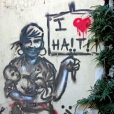 Je suis Haïtienne et vous ?