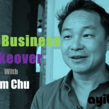 AyiboBusiness Takeover: Jim Chu (part 1)