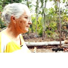 A 80 ans, Mica est déterminée à tout reconstruire après Mathieu