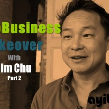 AyiboBusiness Takeover with Jim Chu (Part 2)