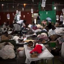 Et si on arrêtait de dire que le choléra est endémique en Haïti