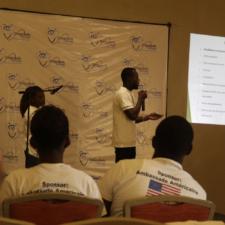 Apprendre aux jeunes Haïtiens à créer leurs propres emplois