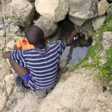 Des sources de Petion-Ville disparues depuis le 12 Janvier 2010